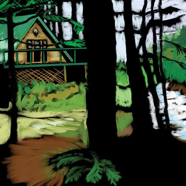A River Runs Cabin